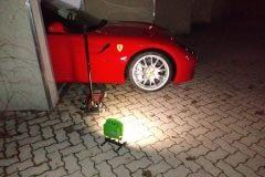 Mobil gumiszerviz Ferrarinál