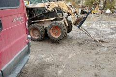 Bobcat defektjavítás